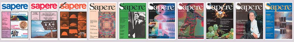 Il primo numero della serie diretta da Carlo Bernardini e altri fascicoli degli anni Ottanta e Novanta.